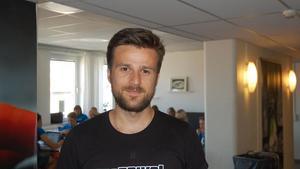 Drazen Crnoja, ordförande för Företagarna i Jönköping.