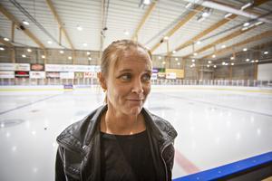 När Tina Hedqvist klev av som ordförande skrev hon ett inlägg på Facebook där hon berättade att hon utsatts för hot: