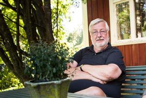 Harald Noréus (L).