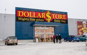 Dollar Store är den första butikskedja som tilldelats Ljusdals kommuns tillgänglighetspris.