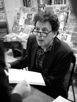 Philip Glass 1993.Foto: Pasquale Salerno