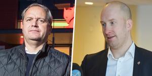 Det blir bara två säsonger i Modo för Michael Sundlöv. Sportchefen har aviserat att han inte tänker fullfölja sitt kontrakt med Ö-viksklubben och blir troligen bara kvar fram till månadsskiftet. Bild: Jonas Forsberg/Bildbyrån