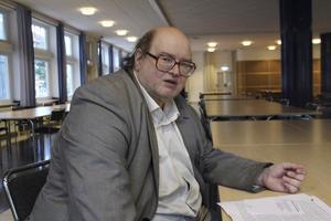 Vi vill att Ludvika följer efter alla de kommuner som har infört möjligheten för invånarna att lämna medborgarförslag till kommunfullmäktige, säger Ken Swedenborg.