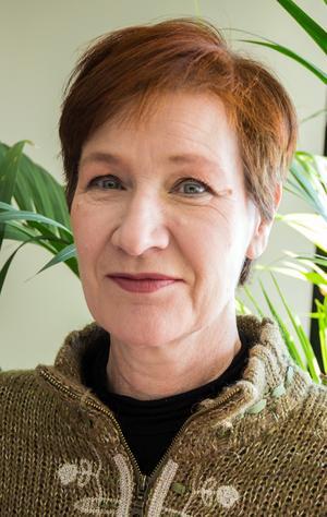 """""""Det handlar om att främja hälsan, inte om att behandla sjuka"""" säger Theresia Holmstedt Jensen."""