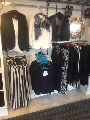 Mera snygga kläder.  Foto: Christina Sjölander