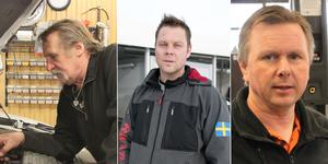 Arne Isaksson, Kent Bjurman, Lars-Göran Andersson. Det är en trio företagare som under nästa år kommer att konkurrera om bilägarnas behov av service och reparationer i trakterna av Djurås.