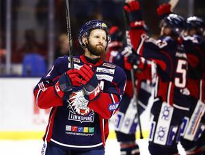 Ett aktuellt fall i SHL – Sebastian Karlsson i Linköping fick elva matcher avstängning för en tackling mot huvudet på Magnus Kahnberg i Frölunda. Dessutom tre matcher i European Thropy.