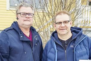 Kjell Ros och Anderz Fors hade långt gångna planer på ett HVB-hem i Ljusnanhuset i Hede. Men planerna gick om intet.