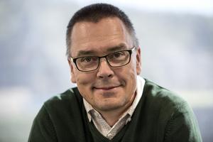 Kommunalråd i Orsa, Mikael Thalin (C).