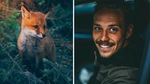 Alexander Neimerts naturbilder har gett honom 26 000 följare på Instagram. Bilden är ett montage.