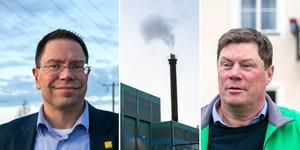 Enligt Bengt Östling och Jonny Jones ska det nya samarbetsbolaget göra att det blir bättre för fjärrvärmekunderna.