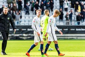 Jönköpings Södra förlorade för tredje matchen i rad när Varberg vann med 2-1 på Påskbergsvallen. Bilden är en arkivbild.