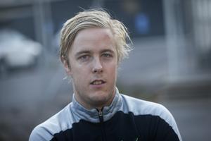 Jonas Pettersson längtar till första träningen med Broberg – en träning som sker på is i slutet av april.