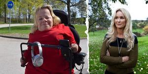 Veronica Hedenmark är VH Assistans grundare och Malin Ohlson är vd för Enigheten personlig assistans.