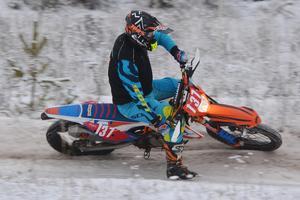 Pontus Högberg vinner och vinner. Foto: KURT ELIASSON