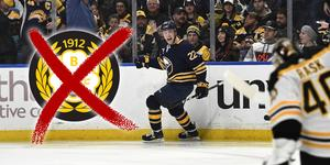 Johan Larsson erbjuds nytt kontrakt med  Sabres.