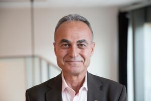 Samir Saado (L), kommunvägledare, Genetafältet, 60 år (NY).