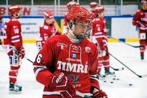 Calle lånades ut till Timrå i slutet av förra säsongen.