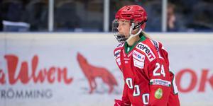 Anna Andersson och hennes landslagskollegor fick inte jubla efter OS-finalen. Bild: Erik Mårtensson/Bildbyrån