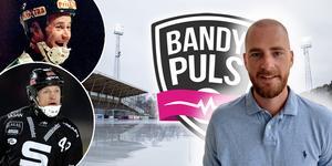 Bandypuls chefredaktör Rikard Bäckman om sommaren. Bild: Bildbyrån/Arkiv