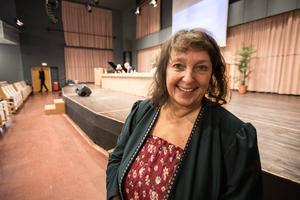 Kerstin Lundh. Foto: Lina Hård
