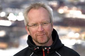Mats Ågebrant, kommunikatör på Näringslivsbolaget.