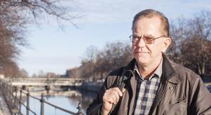 Göran Valtonen är projektledare för Gävle Strand.