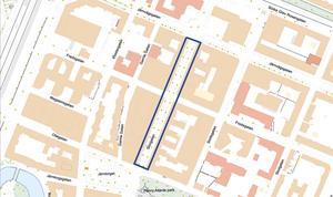 Karta: Örebro kommun
