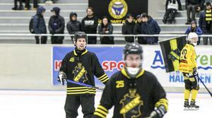 Ilari Moisala var tillbaka i Helsingehus arena. Men denna gången som AIK-spelare.