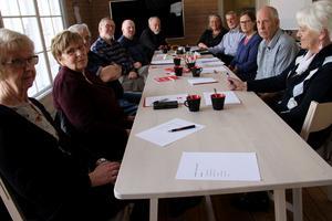 Nyligen möttes kring ett dussin medlemmar i KPR och RÅFF, för att prata om dagsläget.