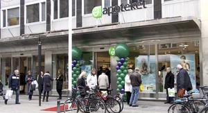 Ett nytt apoteket öppnade i Västerås på torsdagen.