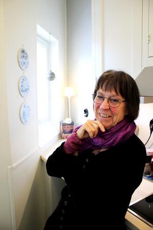 Konstnären Lotta Mattsson-Gudmundsson är en del av Gaia-gruppen i Västmanland.