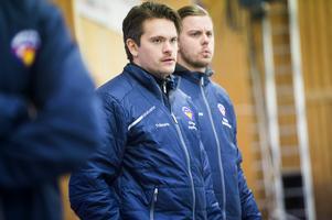 Simon Hedefalk, tränare i NSK.