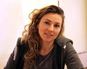 Ana Bondžić kom till Västerås från Serbien för tre år sedan och har nu etablerat sig i stadens konstliv.