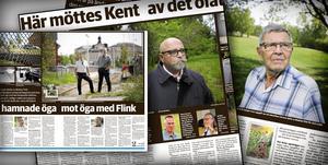 Fotomontage. Efter tidningens reportage har flera berättelser skickats in från läsare med minnen från Flinkmorden.