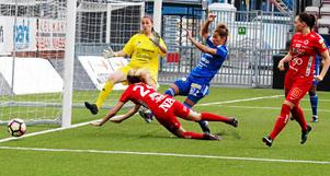 KIF Örebro har haft stor omsättning av spelare efter degraderingen från allsvenskan.