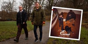 Tvåmannabandet Eivor från Söderhamn släpper ny musik.