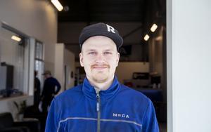 Adam Dufva, 23 år, mekaniker, Matfors: