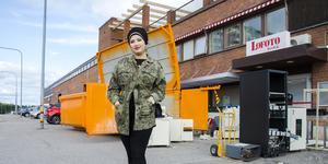 Shirin Hassan  ska öppna restaurang i  Lofotos gamla lokaler på Axvägen i Nacksta.