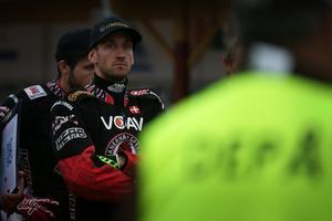 Anders Thomsen körde in sex poäng för Indianerna under kvällen.