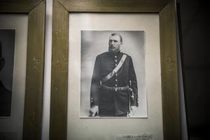 Harald Wedholm, förste chefen på Bispgården.