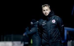 Jonathan Ederström fortsätter i Karslundsjackan.