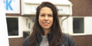 Hanna jobbar med logistik på Nord-Lock och arbetar mycket mot den asiatiska marknaden.