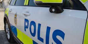 Inbrottet upptäcktes strax innan klockan 10.00 på onsdagsförmiddagen.