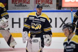 Adam Åhman kommer spela med Västervik i deras kommande matcher.