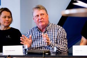 Peter Nordebo (L) är kritisk mot onsdagens beslut i miljö- och byggnämnden.