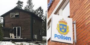 Polisen har en teori om villabranden i Spersboda där en kvinna omkom natten till söndagen.
