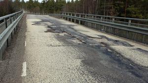 Härjedalens kommun befarar en sämre vägstandard på den befintliga sträckan om denna nedgraderas från att vara Europaväg.