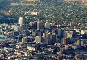 Salt Lake City. Foto: Wikipedia