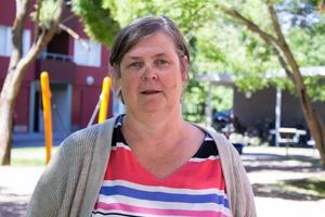 Birgitta Öberg, ordförande Verdandi Gävleborg.